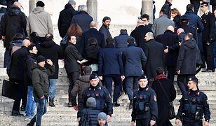 Zagrożenie dotyczy szczególnie centrum Rzymu