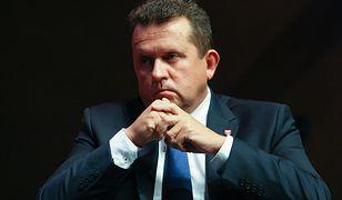Po swoich wypowiedziach Roman Smogorzewski został sam na politycznej arenie