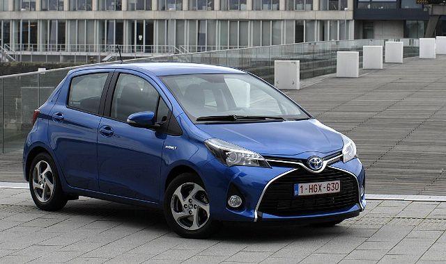 Toyota Yaris: kontynuacja hitu