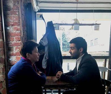 Duda odmówił Irańczykowi obywatelstwa. Gronkiewicz-Waltz pyta dlaczego