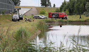 Redzikowo: Wędkarz utopił się w stawie