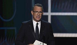 """Tom Hanks: """"Wypracujemy dla siebie lepszą przyszłość"""""""