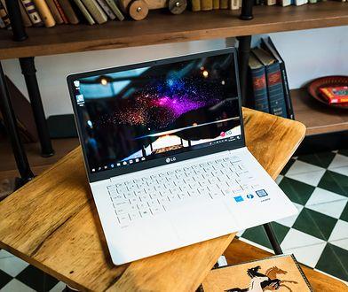LG gram – pierwsze spotkanie z najlżejszym laptopem świata