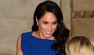 Niebieski to jeden z ulubionych kolorów księżnej