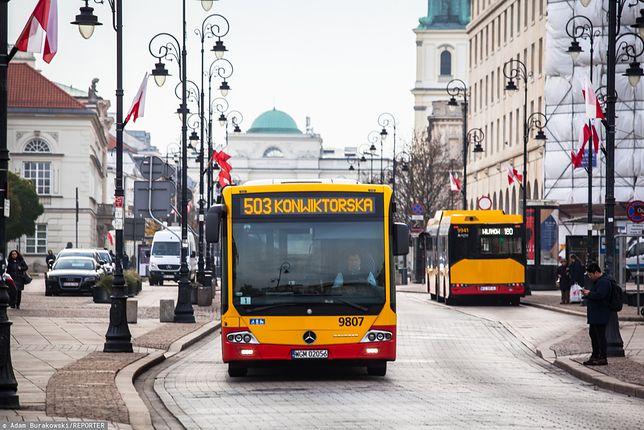 Warszawa. Krakowskie Przedmieście może zostać zamknięte dla samochodów spalinowych