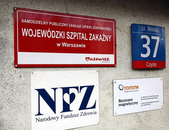 Koronawirus w Polsce. Wojewódzki Szpital Zakaźny