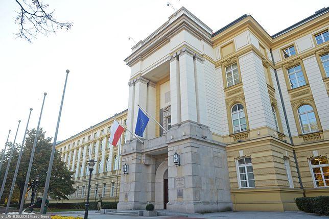 Budynek KPRM (Kancelarii Prezesa Rady Ministrów)