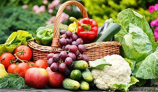 Sezonowe warzywa i owoce to wybór przede wszystkim świeżych produktów.