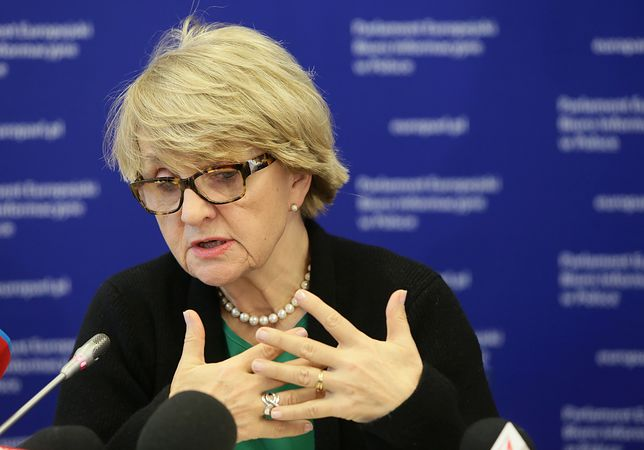 Europarlamentarzystka skrytykowała działania opozycji ws. zmian prawa aborcyjnego