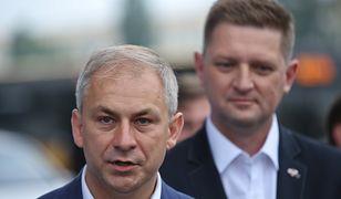"""Grzegorz Napieralski: """"Dawaliśmy się podpuszczać"""""""