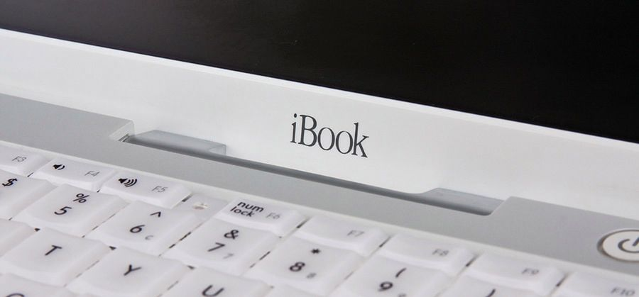 iBook - Son of Pismo