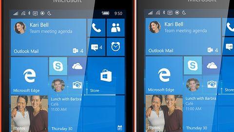 Nie wyglądem, lecz ceną Lumia 550 przyciągnie klientów