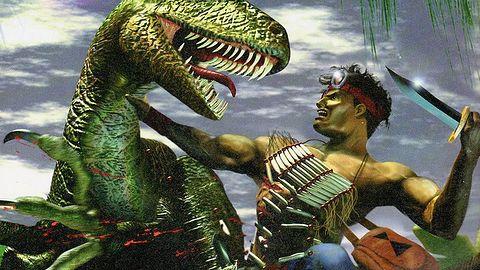 Dinozaury to popularny temat, więc obie części Turoka w HD pojawią się znów na PC