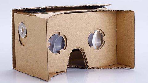 Ja + Internet Na Kartę + kartonowe gogle = taka sobie wirtualna rzeczywistość w Plusie