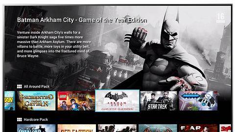 Konsola w telewizorze: LG ogłasza współpracę ze streamingiem gier GameFly #prasówka