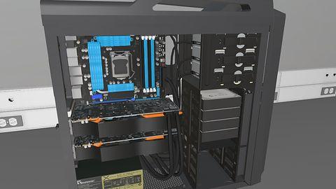 """Mało Ci składania PC? Zagraj w """"PC Building Simulator"""" za darmo"""