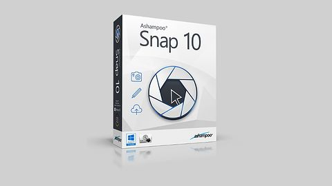Ashampoo Snap 10 zgarnie nie tylko pulpit –zgarnij na niego licencję