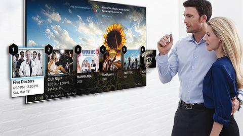 Nowy Smart TV od Samsunga pozwoli na sterowanie za pomocą palca