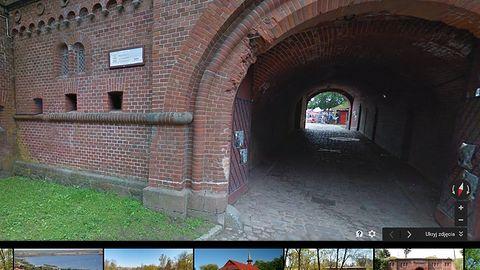 Kolejne polskie atrakcje turystyczne zawitały do Google Street View