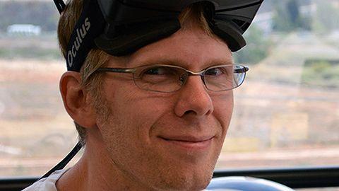 John Carmack zostawia Id Software, staje na czele rozwoju gogli Oculus Rift