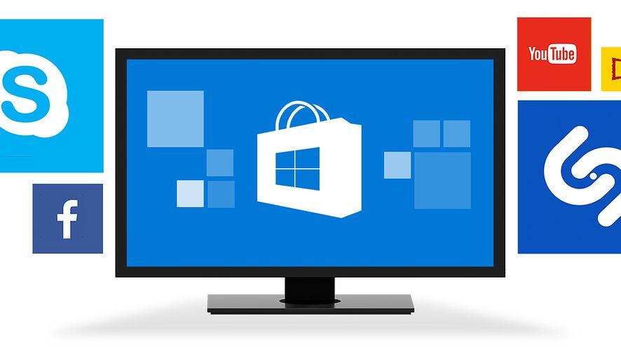 Microsoft Store z elementami Fluent Design dostępny dla testerów