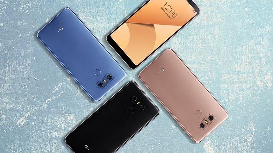 LG G6+ zaprezentowany: dwukrotnie więcej pamięci i lepszy dźwięk
