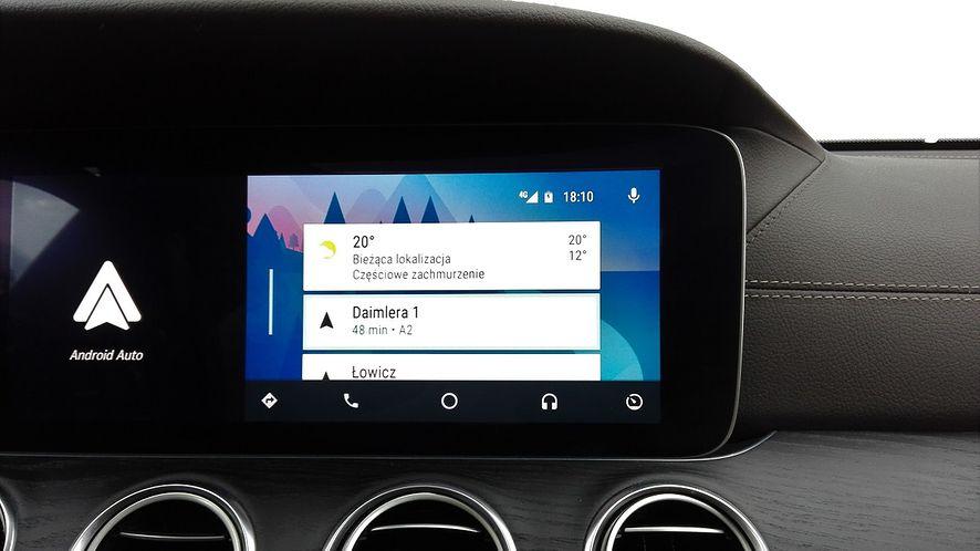 Test Android Auto. Co dziś potrafi samochodowe oprogramowanie Google?