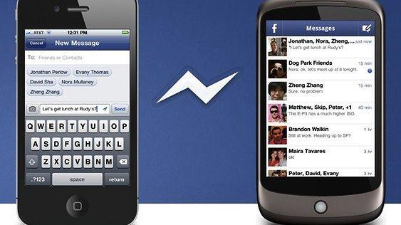 Facebook usunie funkcję Messengera z głównej aplikacji mobilnej i powiększy reklamy na stronie