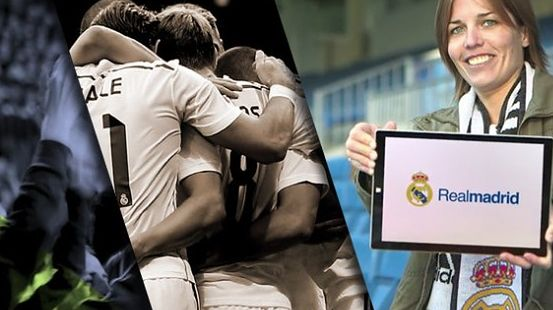 W Madrycie nikt nie pomyli tabletu Microsoftu z iPadem?