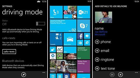 Microsoft przedstawia listę zmian w aktualizacji Windows Phone 8 GDR3