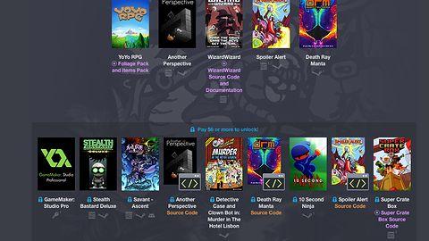 Najnowszy Humble Weekly Bundle to nie tylko gry, ale też ich kod źródłowy