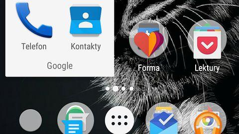 Telefon i Kontakty wyodrębnione z Androida. Na początek tylko dla wybranych