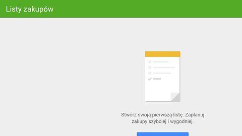 Duże zmiany w Listonic: wersja przeglądarkowa usługi w stylu Material Design