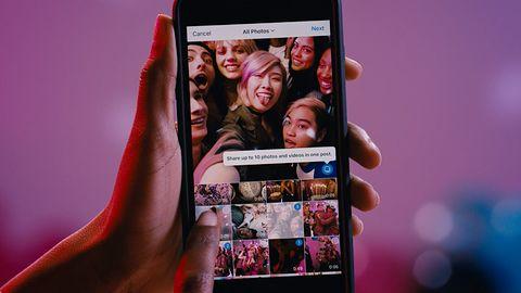Instagram z funkcją dodawania wielu zdjęć naraz powtórzy sukces Stories?