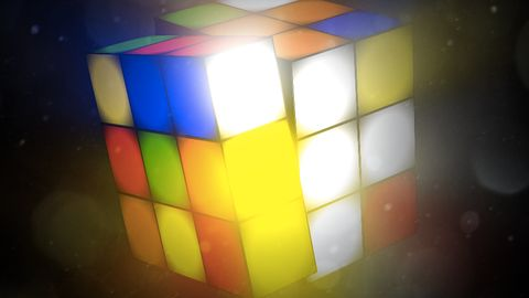 Interaktywna kostka Rubika dostępna w Chrome Cube Lab