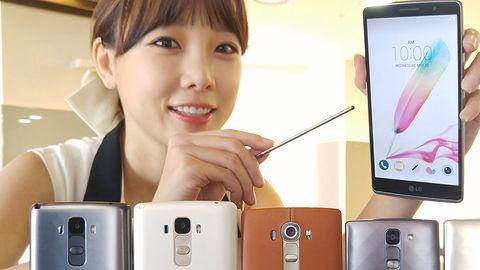 Dzięki LG G4c i G4 Stylus poczujesz namiastkę luksusu