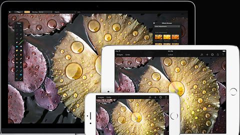 Pixelmator – Makowy konkurent Photoshopa teraz także dla iPhone'a