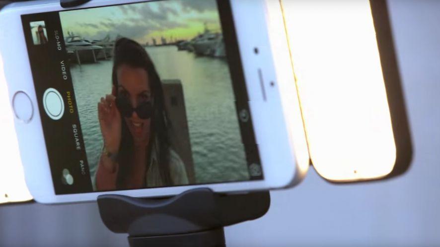 UnREAL to zupełnie nowy poziom selfie sticka