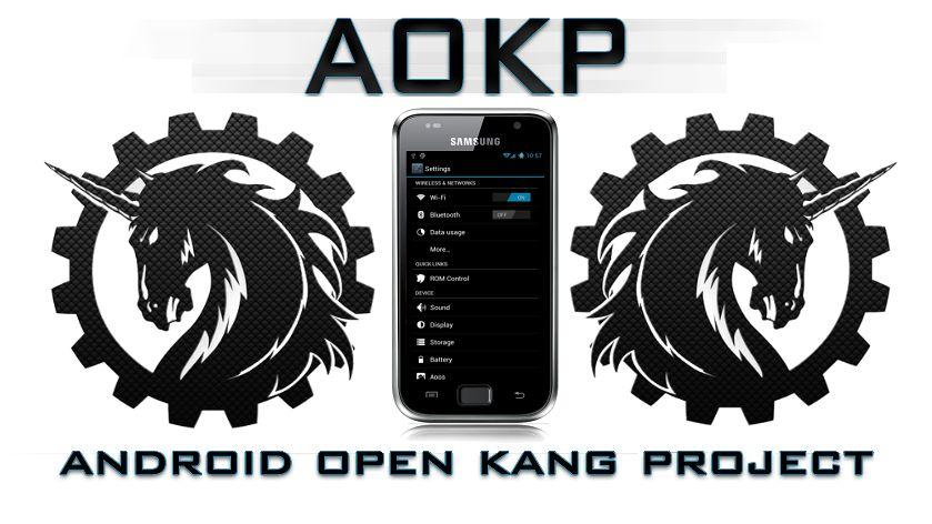 Modyfikacje Androida: AOKP