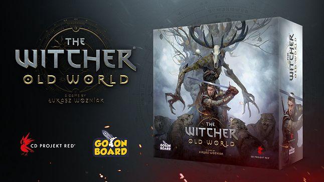 The Witcher: Old World - gra planszowa