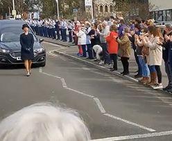 Niezwykły pogrzeb w Wielkiej Brytanii. Tak Anglicy pożegnali Polaka