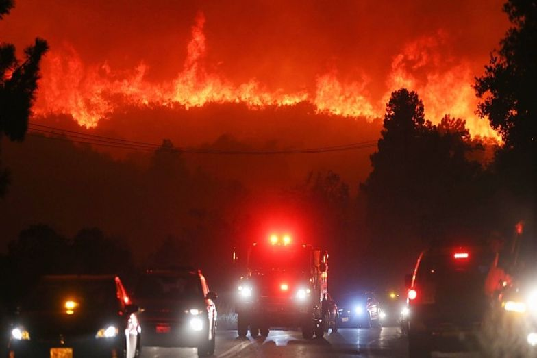 USA. 14-latek ocalił rodzinę przed ogniem
