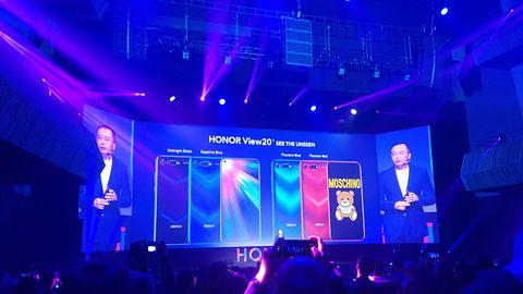 Honor View20 po premierze: pierwsze wrażenia, specyfikacja i cena