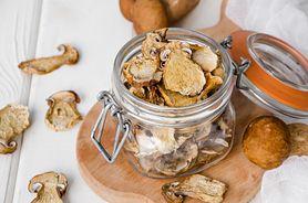 Suszenie grzybów - sposoby, przechowywanie