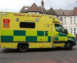 Pasażer zmarł na atak serca. Zorientowano się po pięciu godzinach