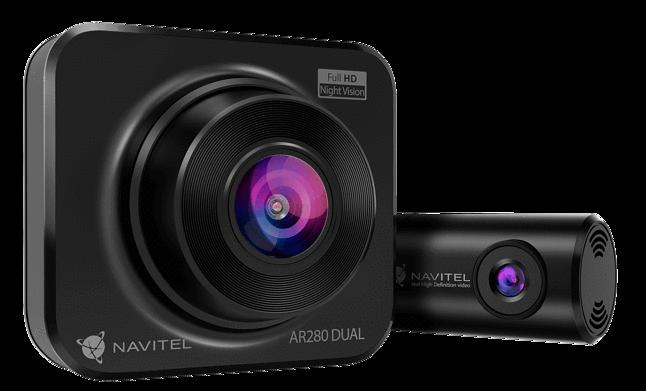 Navitel wprowadza na rynek nowy wideorejestrator, fot. Navitel.