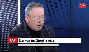 Bartłomiej Sienkiewicz o Zielińskim: ten pan w MSWiA to katastrofa
