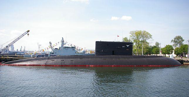 """ORP """"Orzeł"""" - najnowocześniejszy okręt podwodny Marynarki Wojennej RP"""