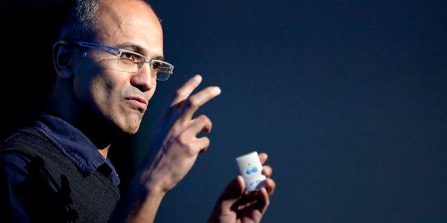 Microsoft spadł na trzecią pozycję w rankingu firm technologicznych