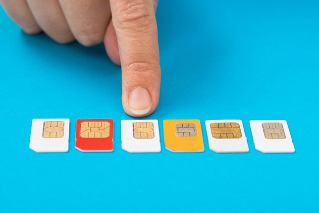 500 zł w trzy dni - czarny handel zarejestrowanymi kartami SIM w Polsce trwa w najlepsze. Ale...